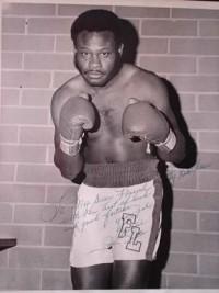 Freddie Little boxer