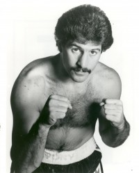 Mike Rossman boxer