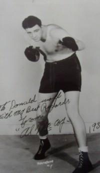 Al McCoy boxer