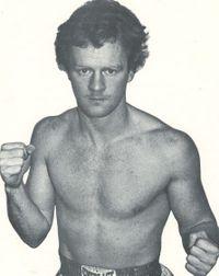 Ralph Racine boxer