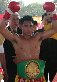 Suriya Tatakhun boxer