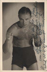 Juanito Martin boxer