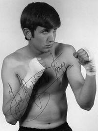 Jose Ramon Gomez Fouz boxer