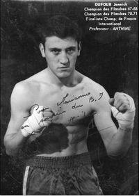 Jannick Dufour boxer
