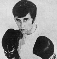 Terry Hayward boxer