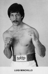 Luigi Minchillo boxer