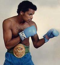 Saoul Mamby boxer