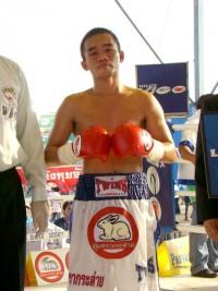 Rollen Del Castillo boxer