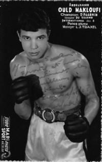 Ould Makloufi boxer