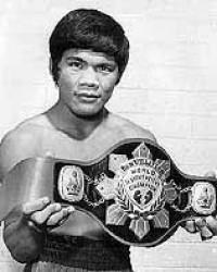 Ben Villaflor boxer
