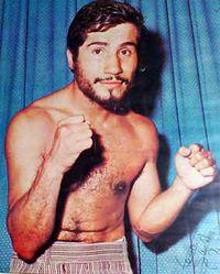 Clemente Sanchez boxer