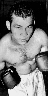 Alfredo Marcano boxer