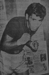 Salvador Lozano boxer