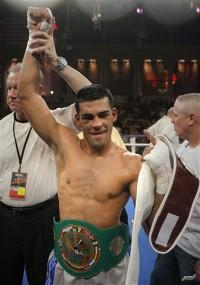 Carlos Quintana boxer