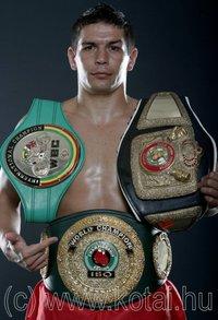 Mihaly Kotai boxer