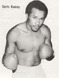 Curtis Ramsey boxer