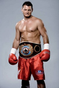 Zsolt Erdei boxer