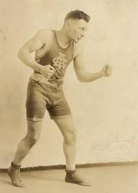 Henry LeBoeuf boxer