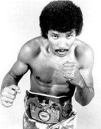 Ricky Parkey boxer
