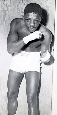 Percy Bassett boxer