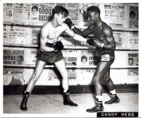 Danny Webb boxer