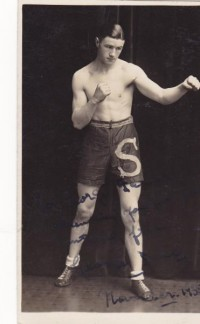 George Daly boxer