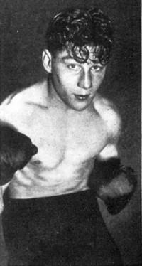 Eric Boon boxer