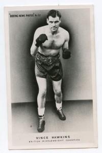 Vince Hawkins boxer
