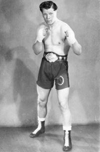 Albert Finch boxer