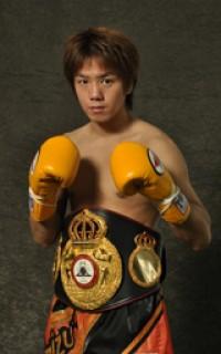 Tomonobu Shimizu boxer