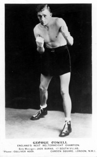 George Odwell boxer