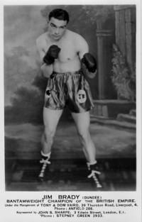 Jim Brady boxer