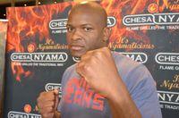Osborne Machimana boxer