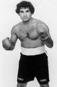 Tommy Franco Thomas boxer