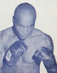 Freddie Boynton boxer