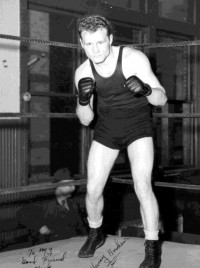Dave Andrews boxer