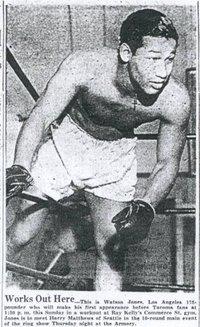 Watson Jones boxer