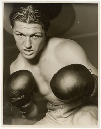 Georgie Hansford boxer