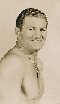 Pat Comiskey boxer