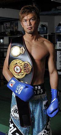 Nobuhiro Ishida boxer