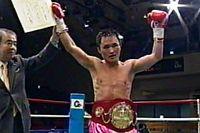 Motoki Sasaki boxer