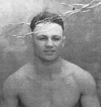 Sammy Baker boxer