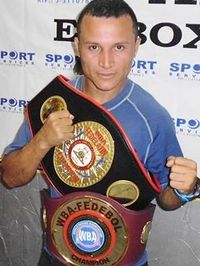 Breilor Teran boxer