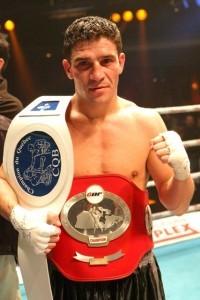 Victor Lupo Puiu boxer
