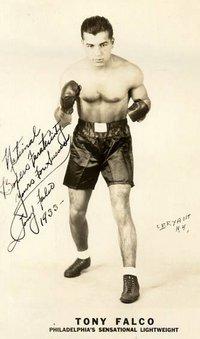 Tony Falco boxer