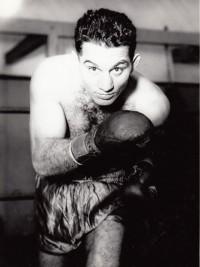George Salvadore boxer