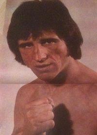 Nino Jimenez boxer