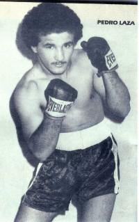 Pedro Laza boxer