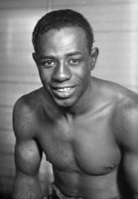 Baby Joe Gans boxer
