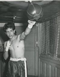 Freddie Herman boxer